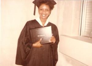 Graduation photo, celebrating graduations