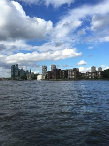 The Thames Under Cloud