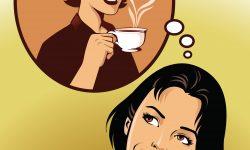 Gems of Wisdom in Coffee